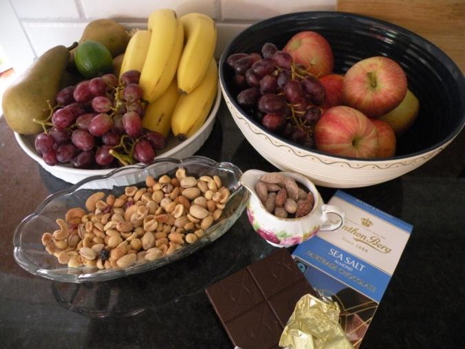 Lördagsgodis med fairtrade choklad!