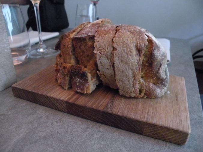 Bröd är alltid gott!
