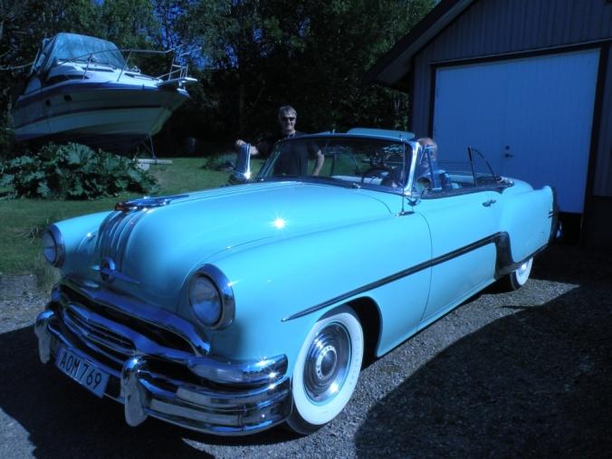 Pontiac från 1954