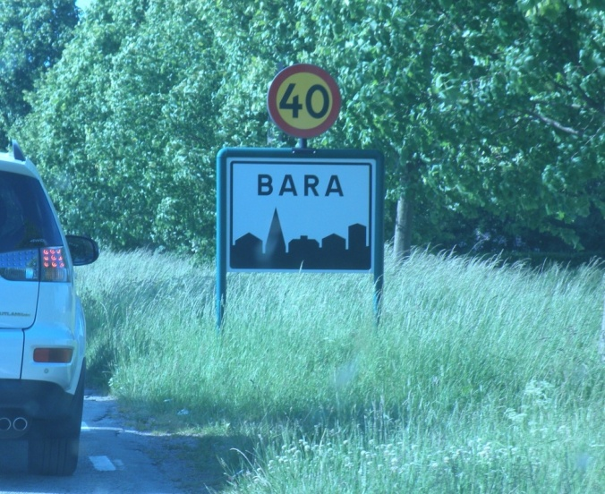 Att bara vara i Bara