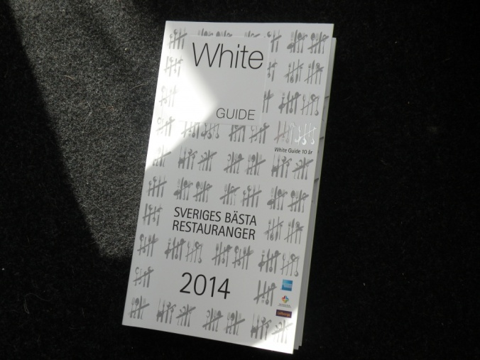 Restaurangguiden White Guide