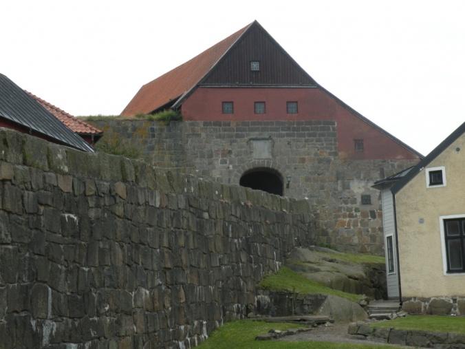 Borgen som hållit ett vakande öga över hav och stad i över 700 år