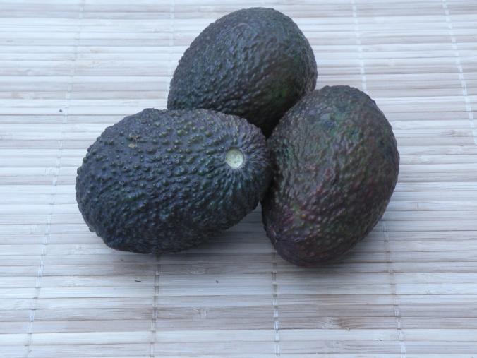 Avocados, även kallade alligatorpäron :)