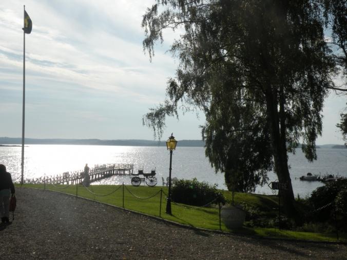 Onsala Herrgård. Där hav och tallskog möts.