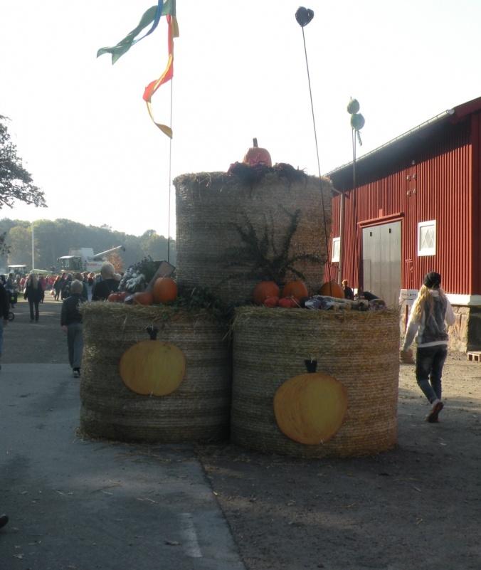 Välkmmen till Tjolöholms höstmarknad!