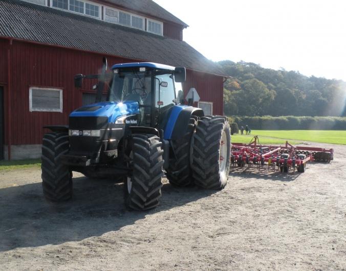 Stoooor traktor!