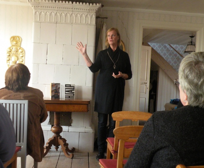 Upplyftande föreläsare - Ulla-Lisa Thordén