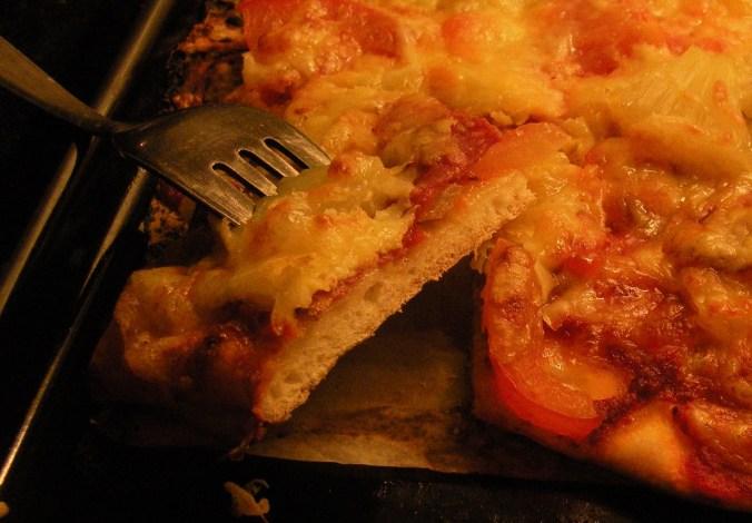 Novembertorsdagspizza!