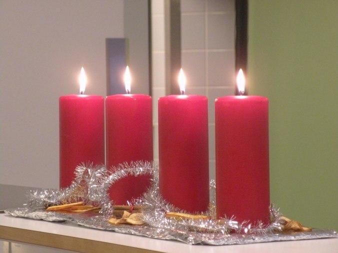 Ljus i vårt hus