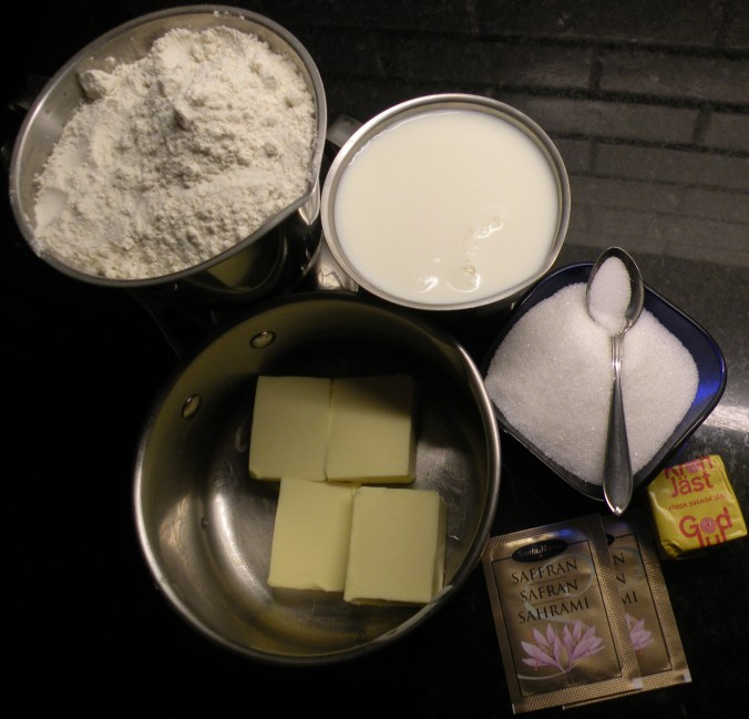 Ingredienserna
