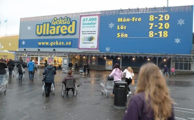 Välkommen till Ge-Kås i Ullared!