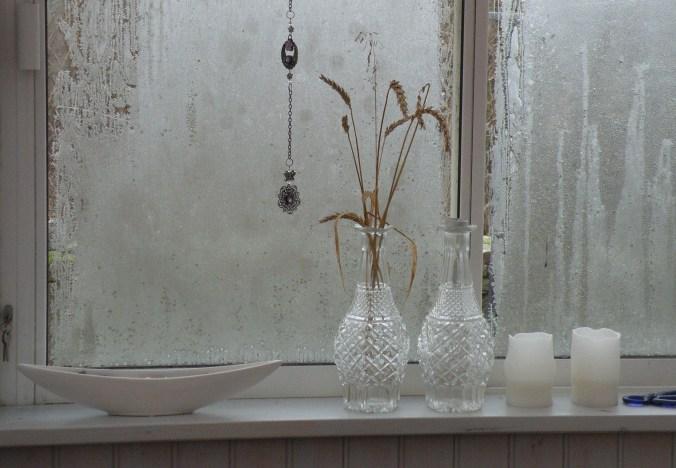 Frostigt fönster