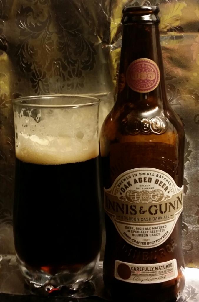 En Innis & Gunn från Skottland