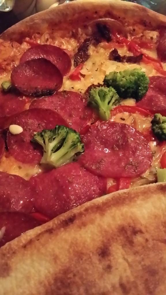 Köpepizza! Gott och praktiskt!