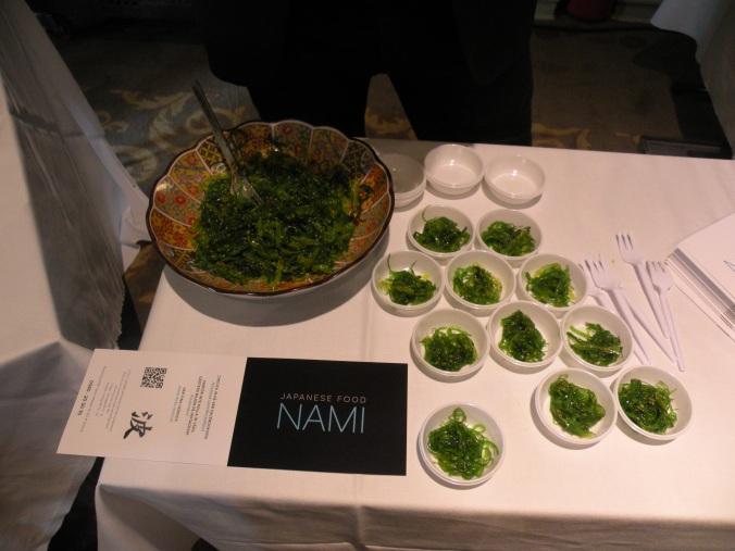 Grönt och skönt med japanska smaker