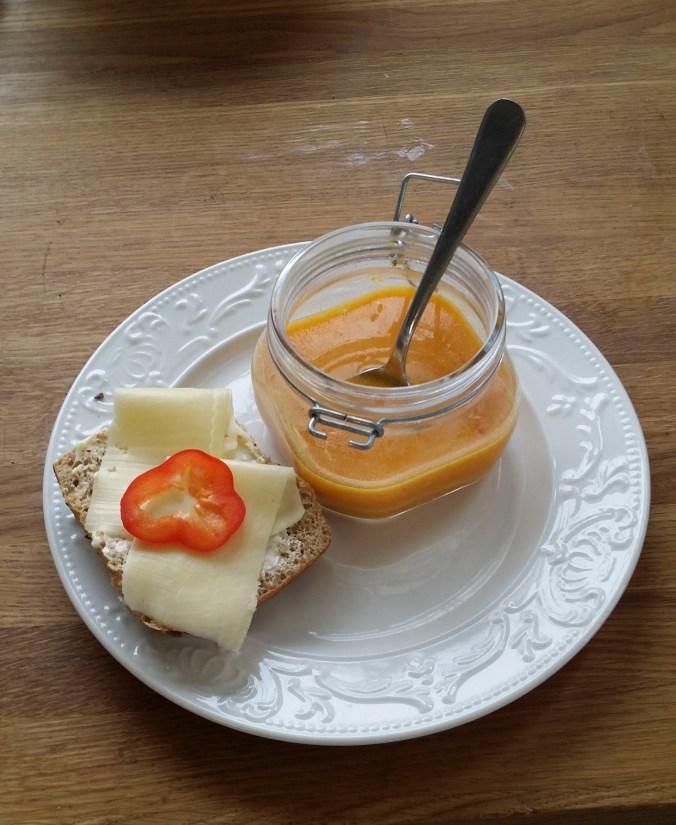 Värmande morotssoppa