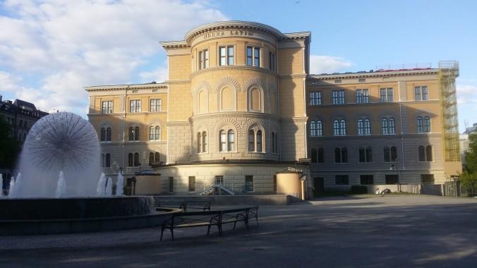 En vacker byggnad med historia - Norra Latin