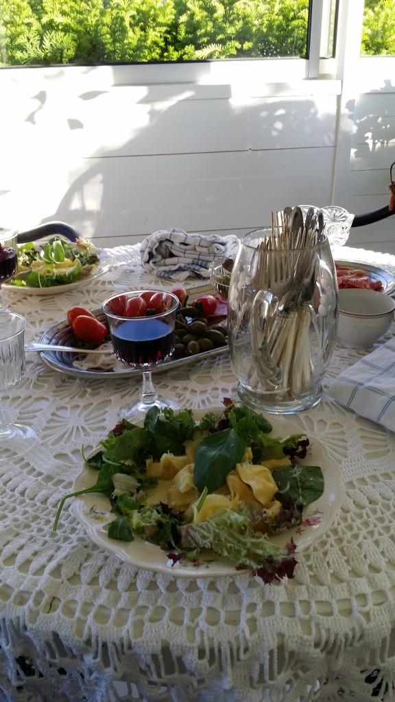 En fantastisk måltid!