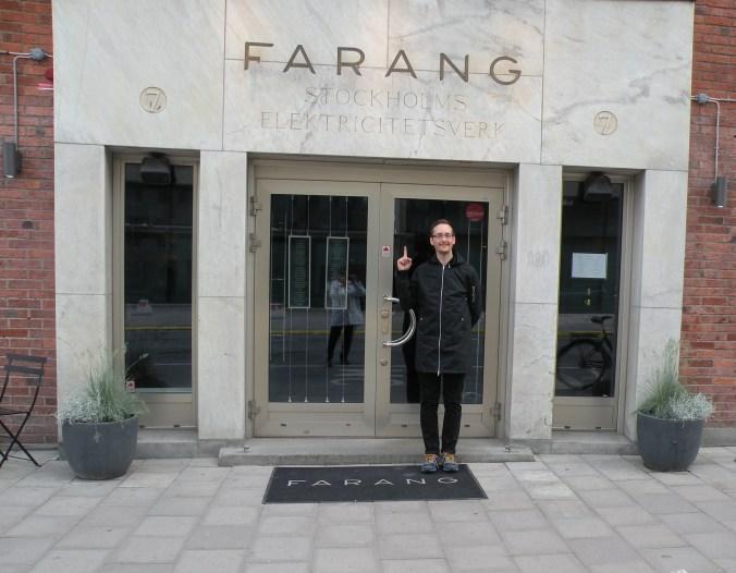 Framme vid Farang!