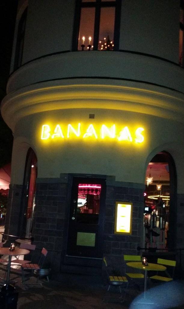 Welcome till Bananas!