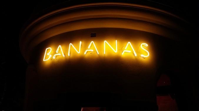 Hej då för denna gången Bananas!